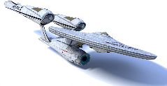 sci fi cgi jjs enterprise 1701
